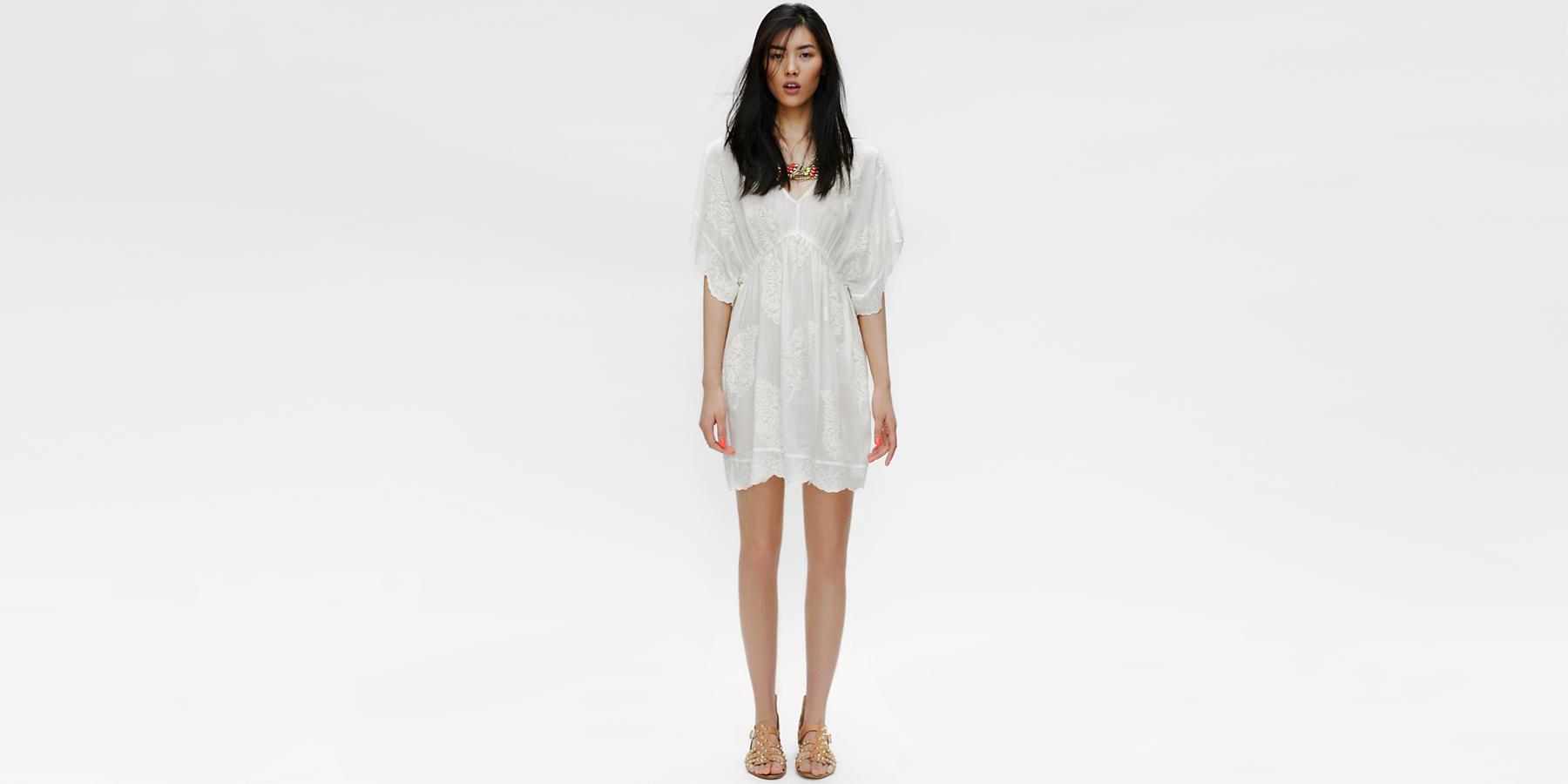 Zara clothing online