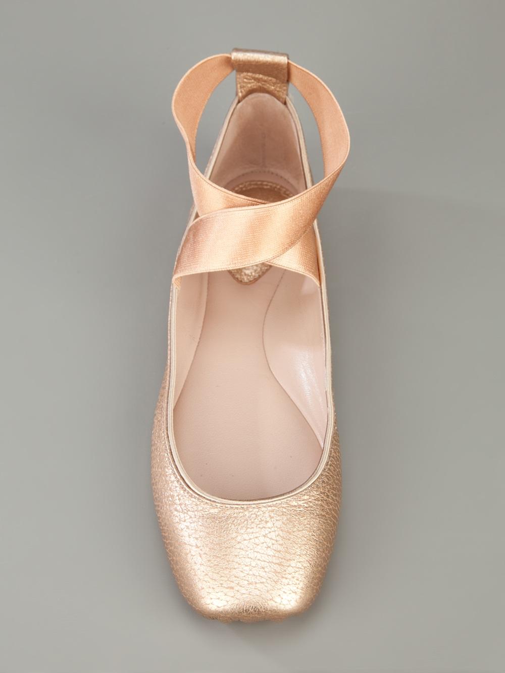 Designer Ballet Flats  Tory Burch