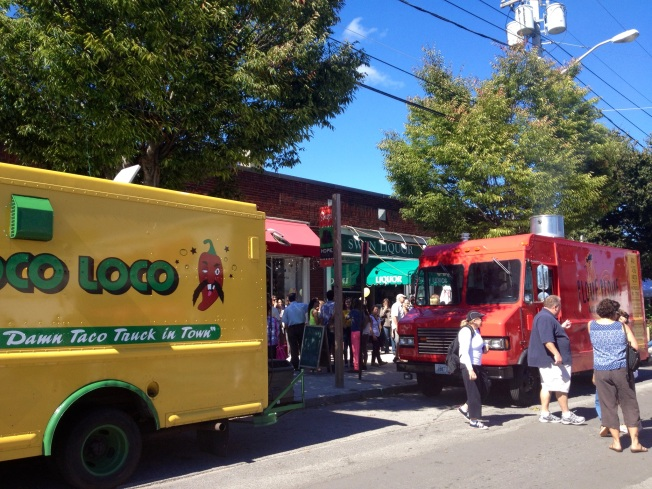 Providence Food Truck Regulations