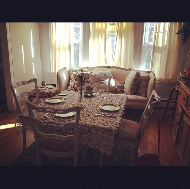 Anthropologie Dining Room