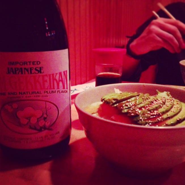 sushi saki