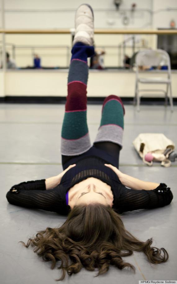 NYC Ballet Ballerina Style