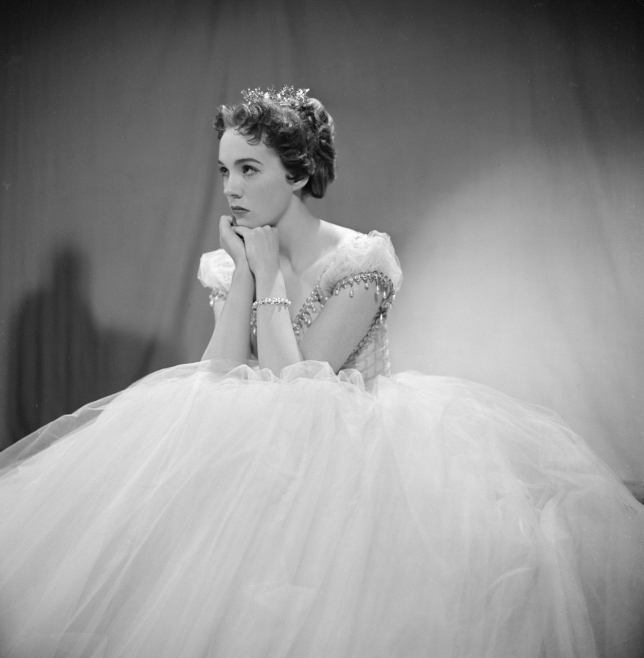 Julie Andrews As 'Cinderella'