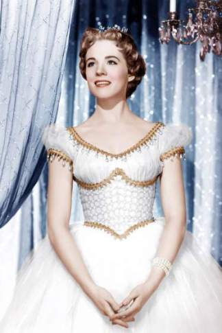 CINDERELLA, Julie Andrews, aired March 31, 1957